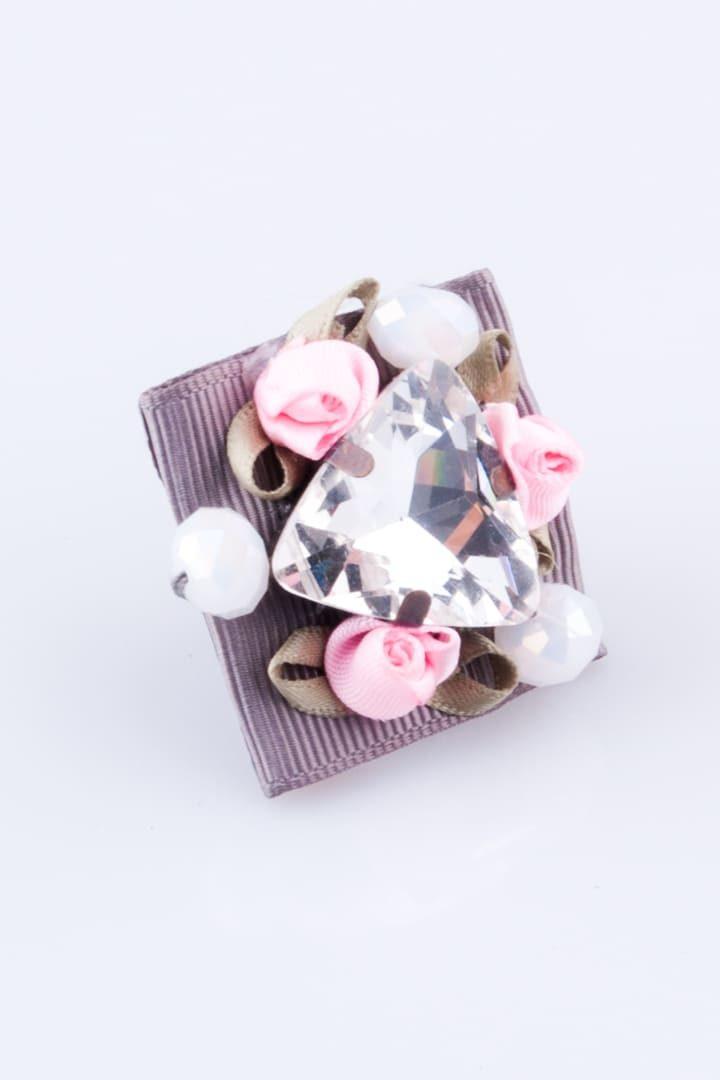 Anel de Mulher Flowers & Diamonds