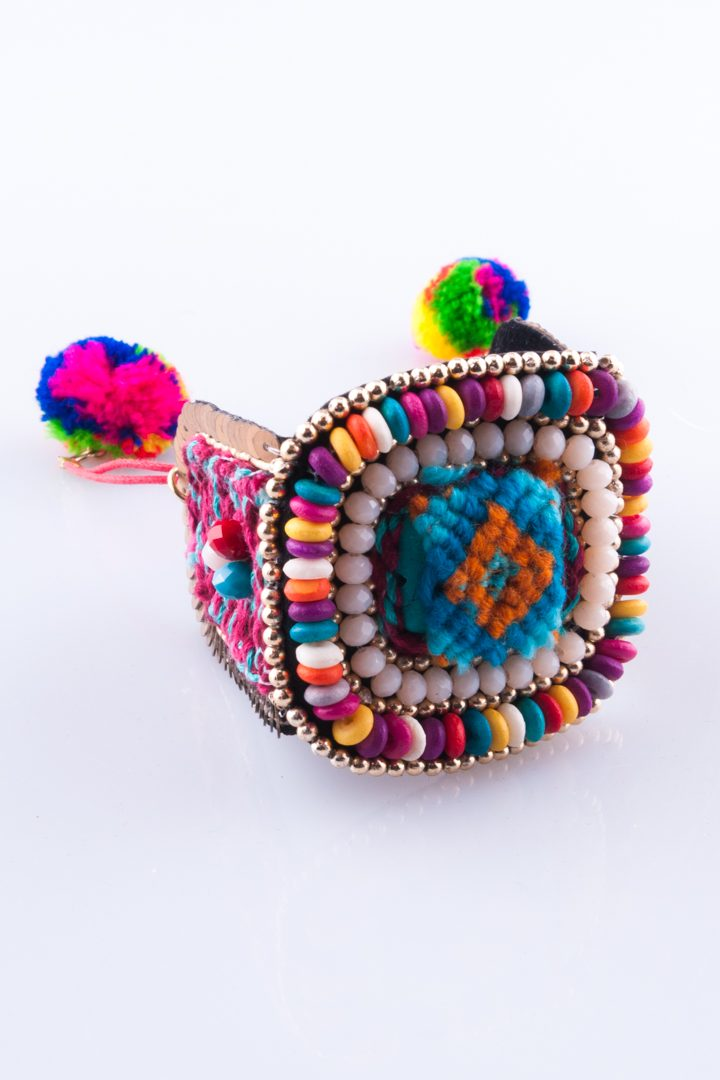 Pulseira de Mulher Peruvian Dream Colorido